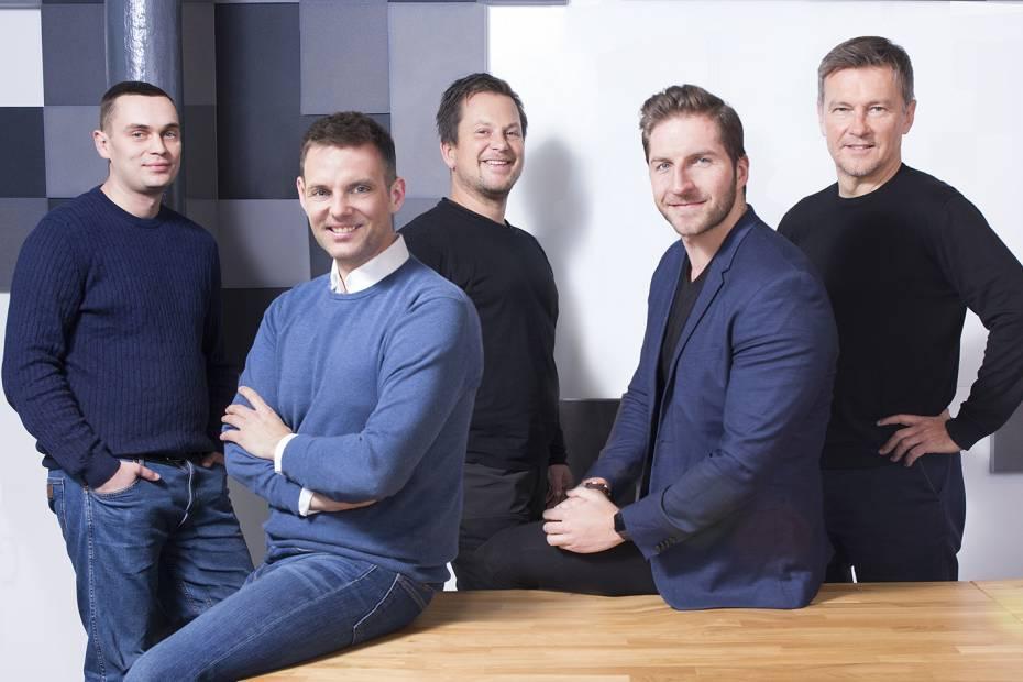 Twórcy startupu SunRoof