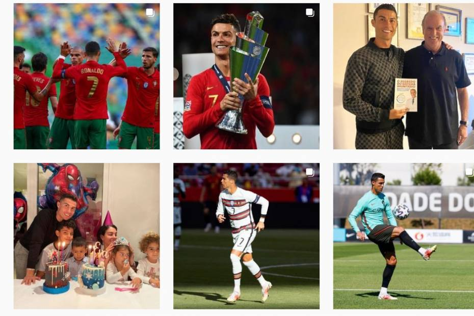 Ronaldo wpływa na wartość akcji Coca-Coli / Fot. I