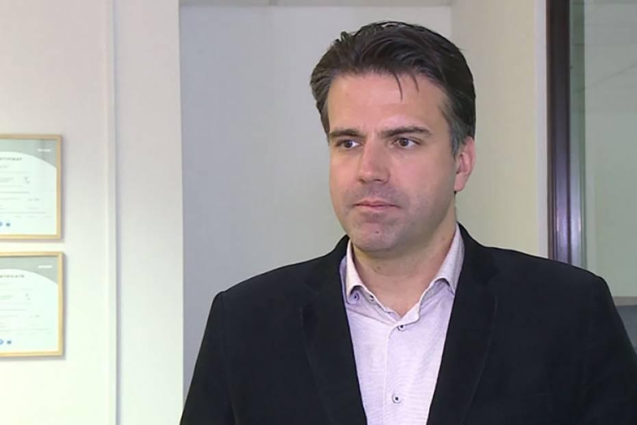 Grzegorz Brona, prezes zarządu Creotech Instruments. Fot. Newseria.pl