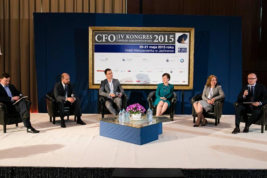 17-18 maja odbędzie się V Kongres CFO Spółek Giełdowych SEG