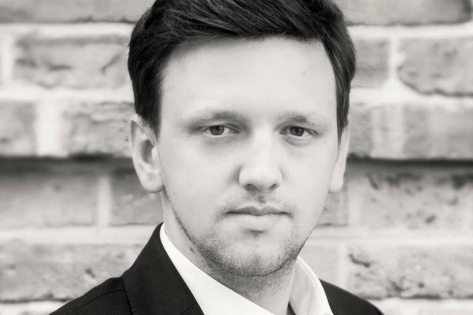 Łukasz Adamczyk, Product Owner z zespołu Innovatio