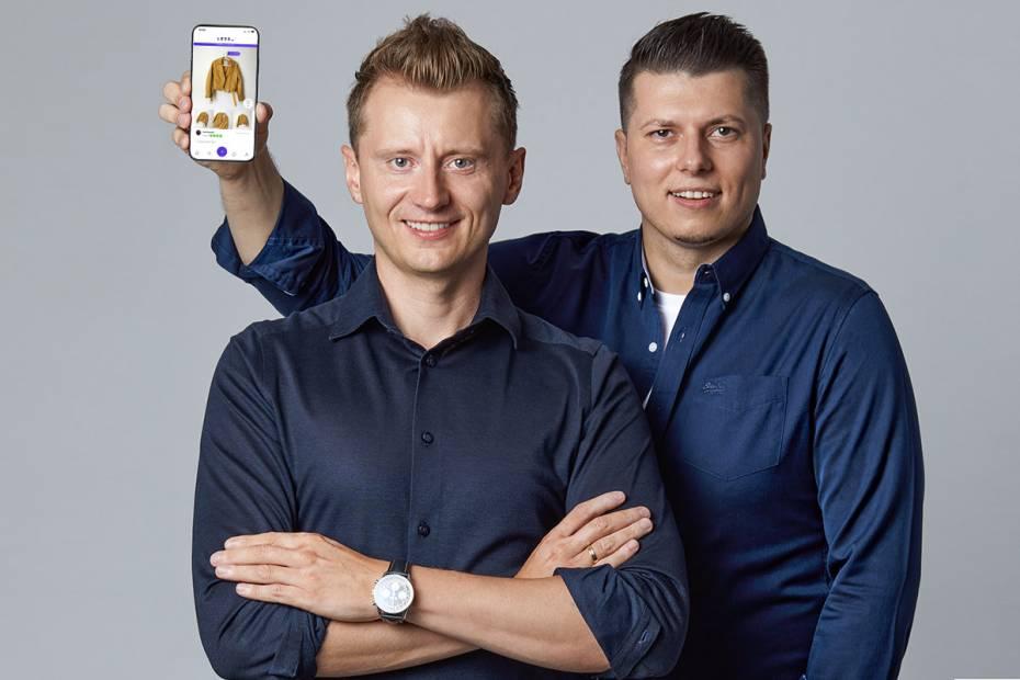 Dawid Urban i Mateusz Oleksiuk, Less. Fot. Michał Mutor