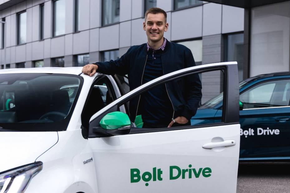 Bolt Drive. Nowa usługa