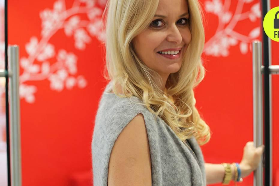 """Izabela Makosz uważa, że konkurencja jest zdrowa. Dlatego dzieli się swoim doświadczeniem: jest mentorką biznesu, prowadzi blog, napisała książkę """"Gra o biznes"""", jest aktywna na Facebooku, założyła internetową telewizję Time For Business TV"""