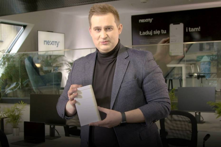 xAir i Dawid Kmiecik, prezes zarządu Nexity Global