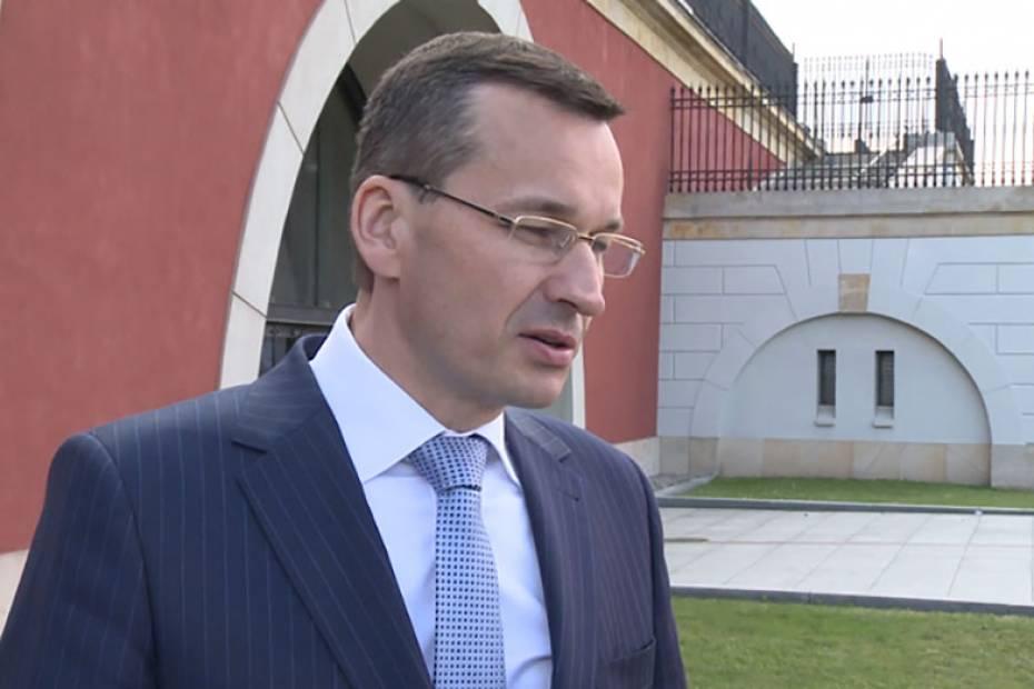 Mateusz Morawiecki, wicepremier i minister rozwoju. Fot. Newseria.pl
