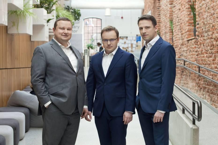 Twócy Inovo: Tomasz Swieboda, Michał Rokosz i Maci
