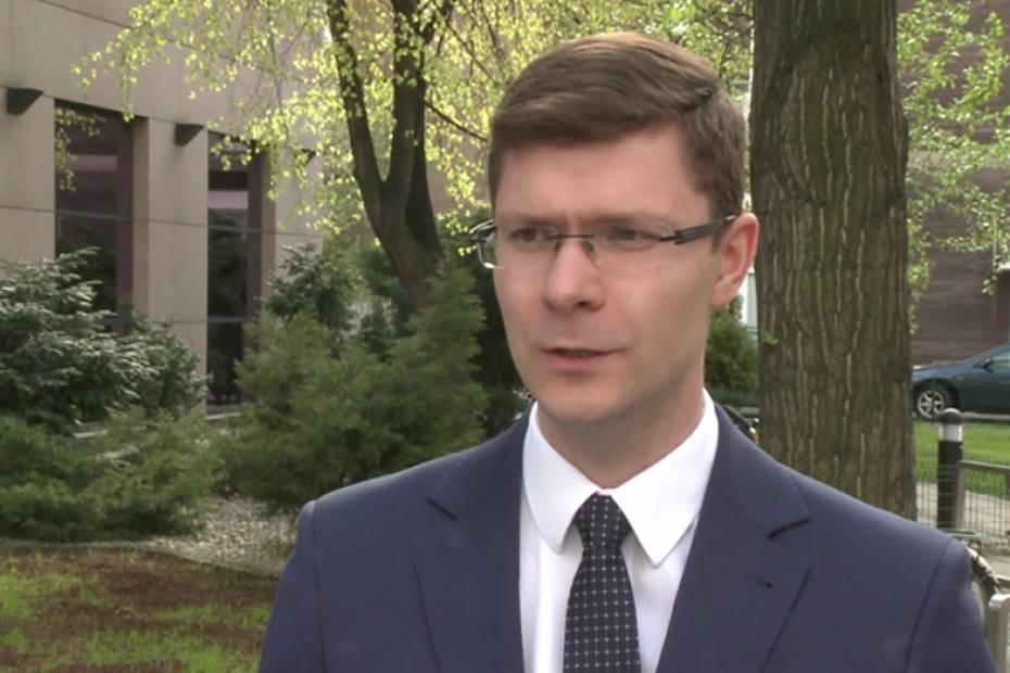 Szymon Zajkowski, analityk Domu Maklerskiego mBanku. Fot. Newseria.pl