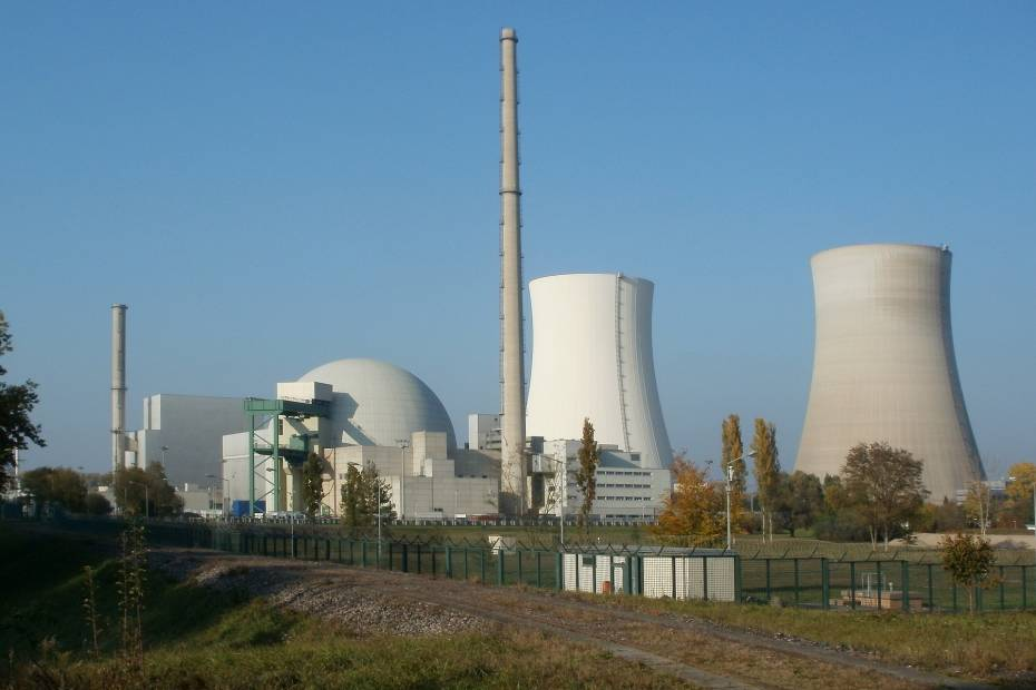 elektrownia atomowa, elektrownia jądrowa