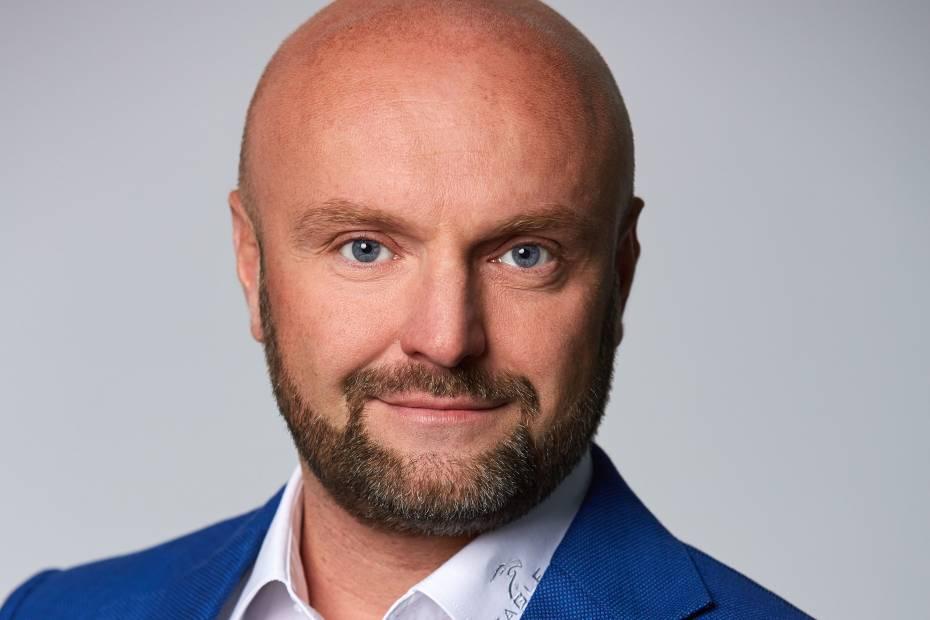 Janusz Marcin Ejma, prezes EAGLE