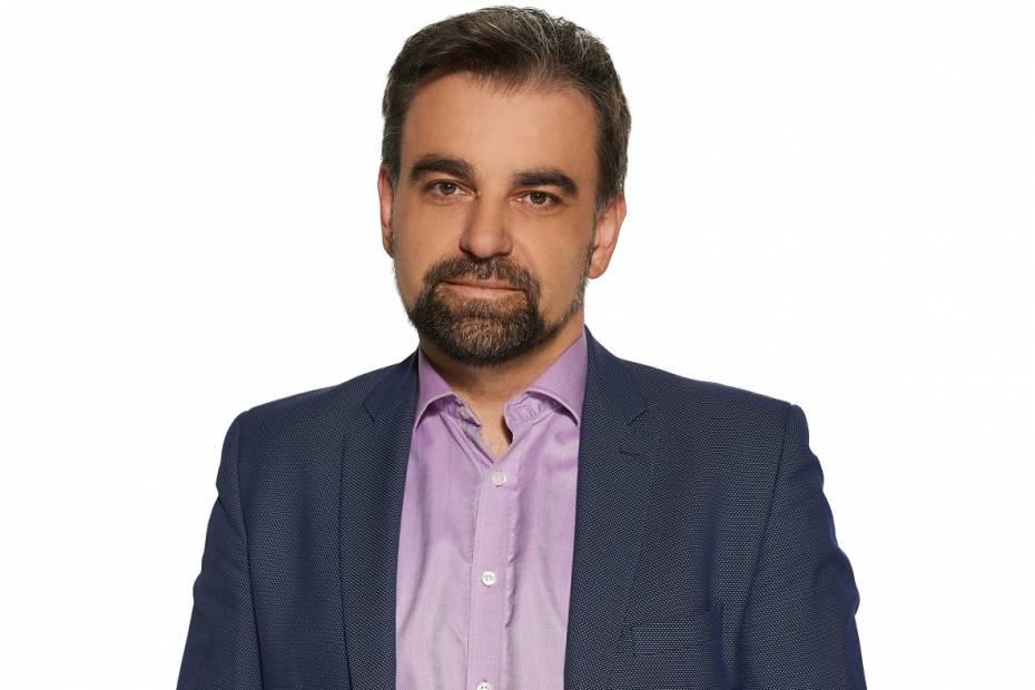 Arkadiusz Seidler, prezes Audioteki
