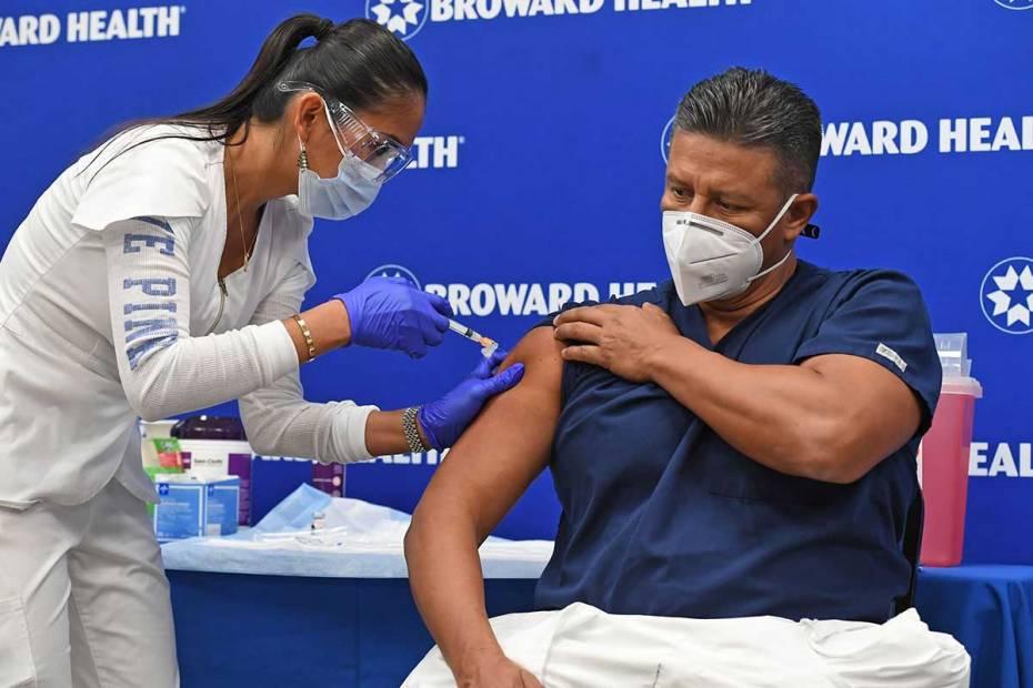 Proces szczepień ma kluczowe znaczenie dla rynków