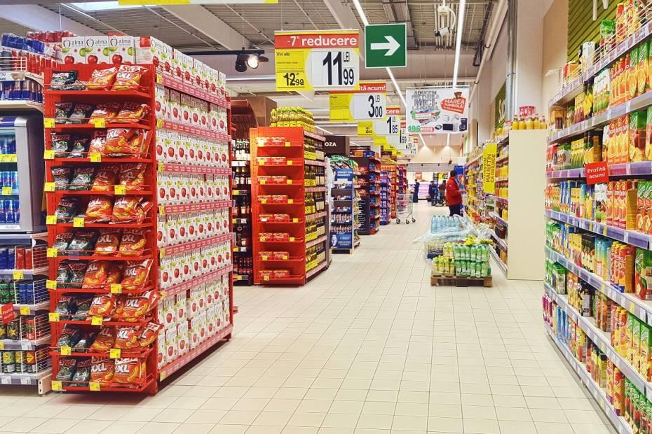 Carrefour, testy covbid,