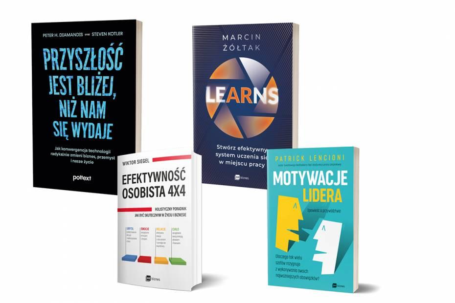 Książki dla przedsiebiorców