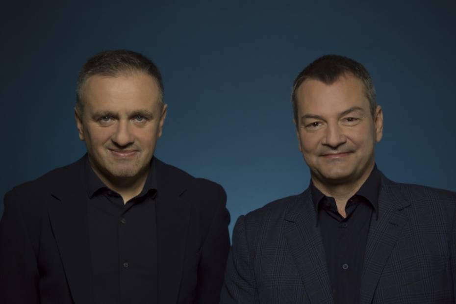 Założyciele Level2Ventures: Adam Rudowski i Piotr