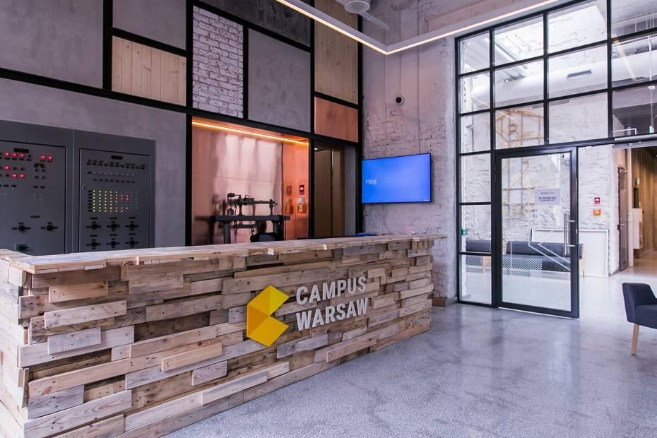 Google Campus Warszawa