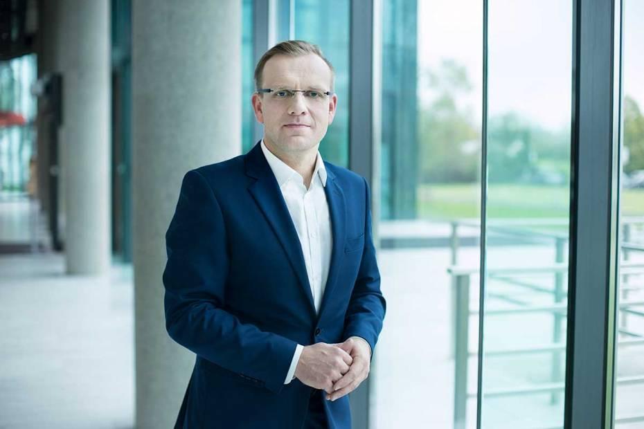 Łukasz Zembowicz, dyrektor sprzedaży i marketingu,