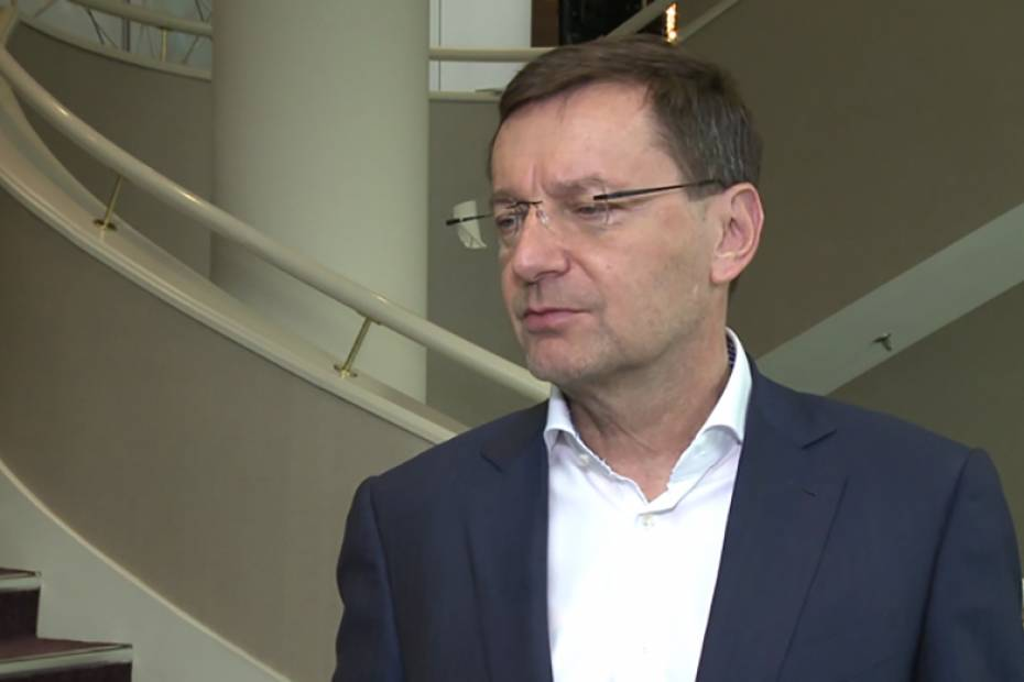 Janusz Jankowiak, główny ekonomista Polskiej Rady Biznesu. Fot. Newseria.pl