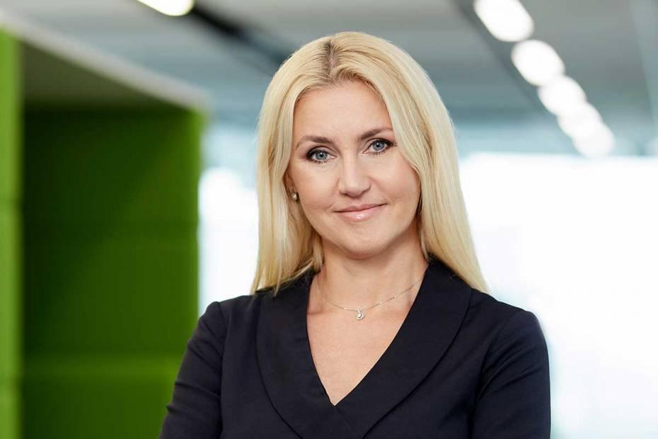 Agnieszka Kłos-Siddiqui, prezes Provident Polska