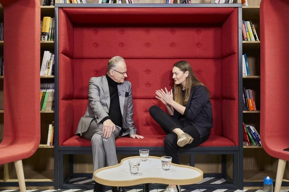 My Company - My Story. Czego potrzebujemy w biznesie? Boga lub szczęścia