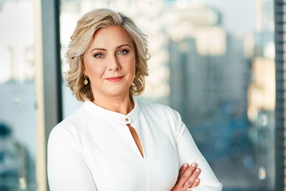 Ewa Małyszko, prezes zarządu PFR TFI S.A.