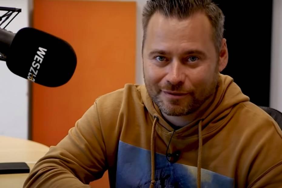 Krzysztof Stanowski, szef KTS Weszło
