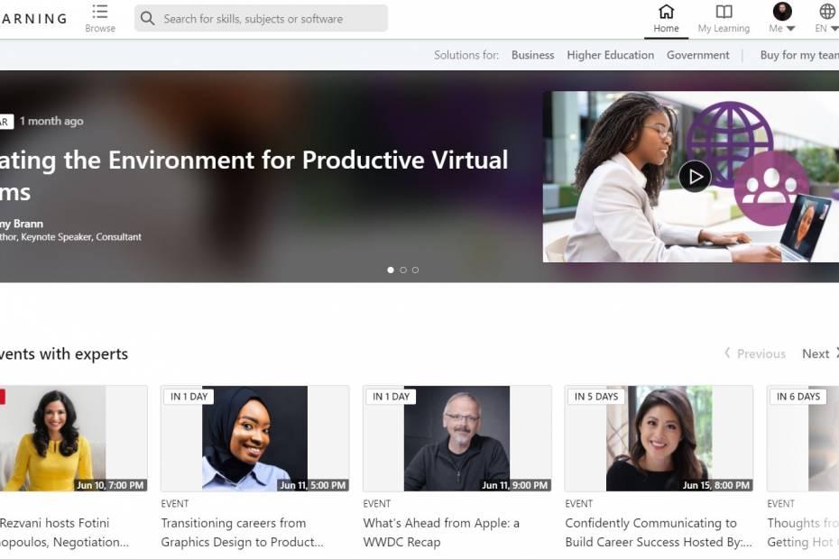 LinkedIn Learning / Fot. LinkedIn.com