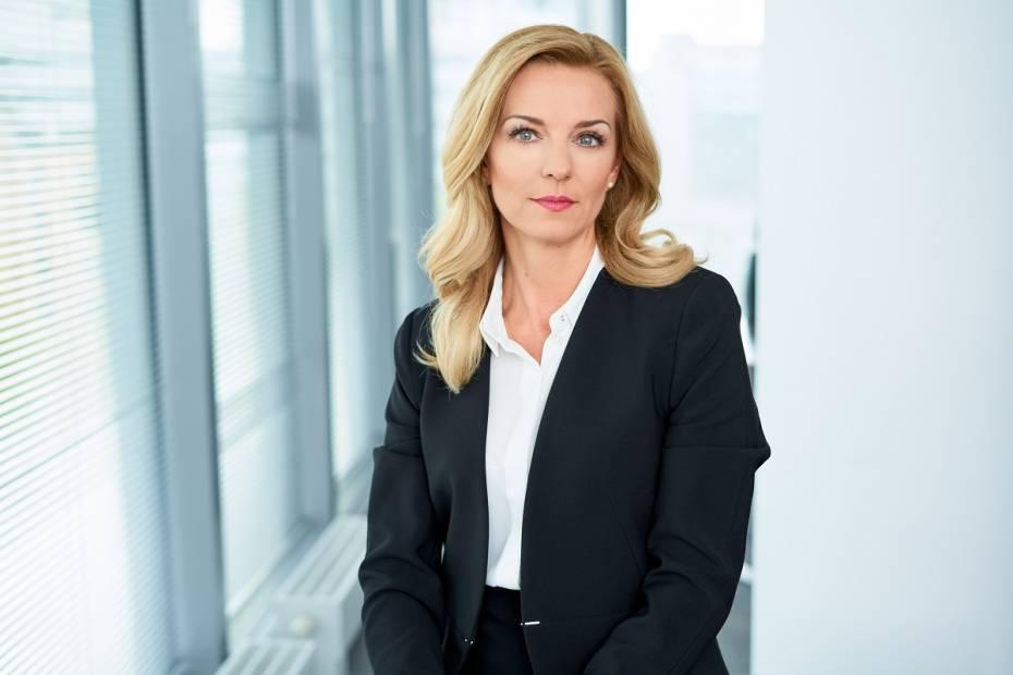 Marzena Koczut, członek zarządu Banku Ochrony Środowiska