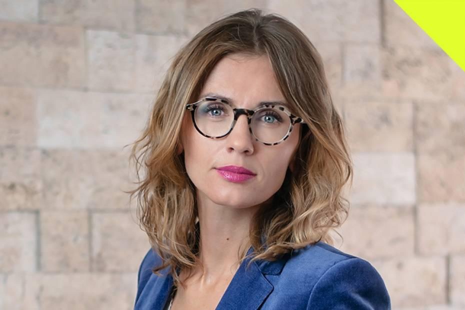 Joanna Tomala, członek zarządu, dyrektor ds.produktów iprocesów wFaktorii. Fot. Materiały prasowe