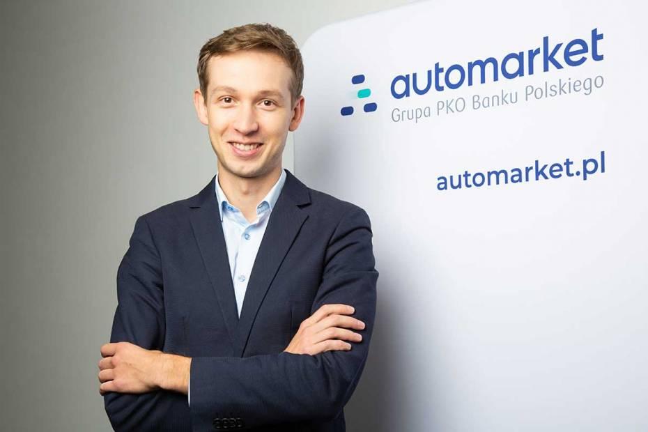 Tomasz Otto, dyrektor Departamentu Strategii i Roz