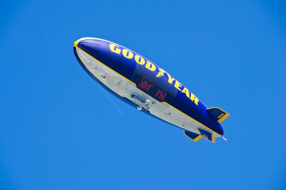 Goodyear walczył o prawo do używania swojej marki