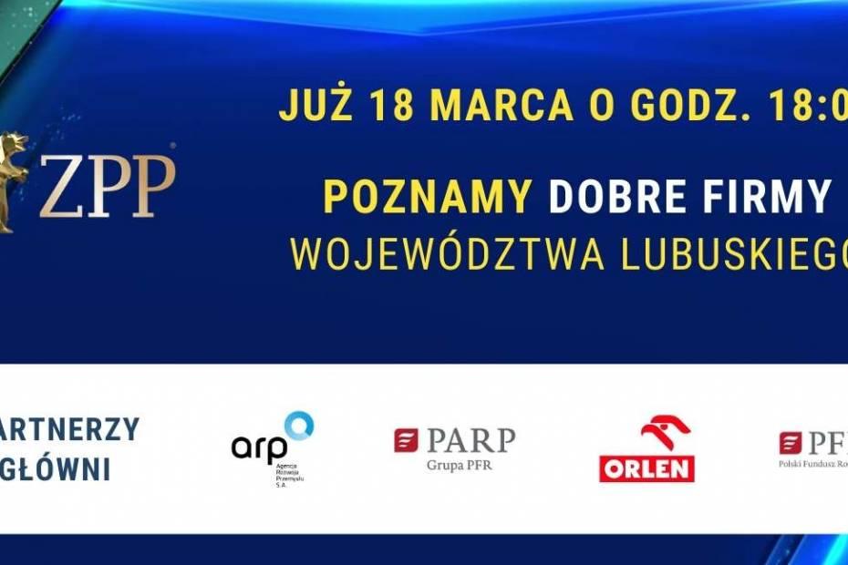 18 marca poznamy najlepsze firmy województwa lubuskiego