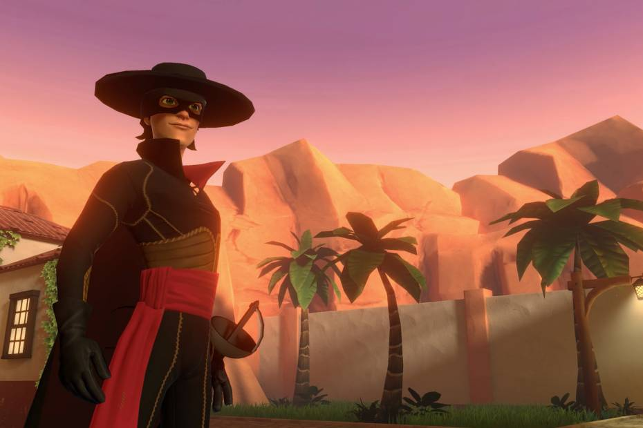 Zorro, btc studios