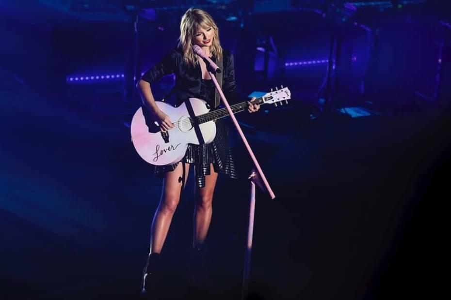 Taylor Swift to również królowa marketingu