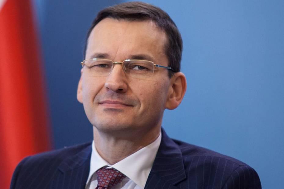 Wicepremier, minister rozwoju Mateusz Morawiecki. Fot. REPORTER
