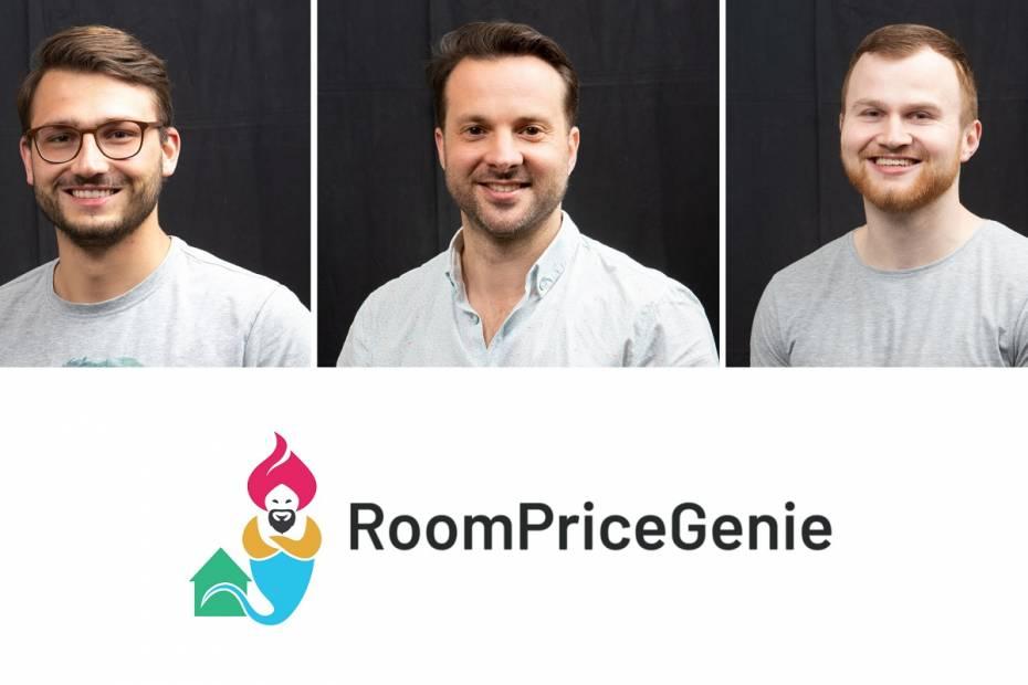 Założyciele RoomPriceGenie