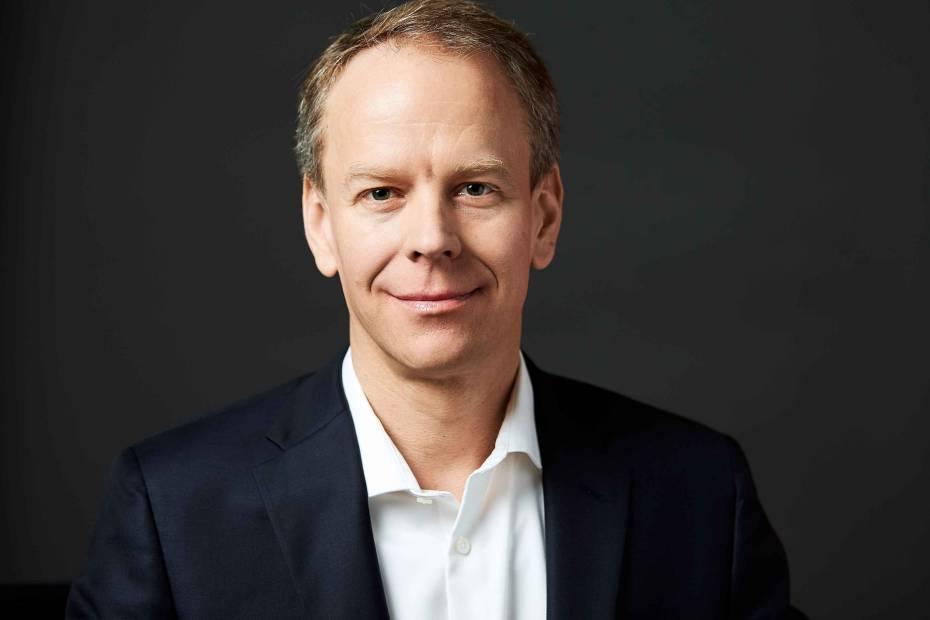 Dan Decasper, wiceprezes Google i szef warszawskie