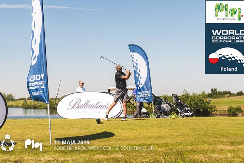 World Corporate Golf Challenge Poland 2019