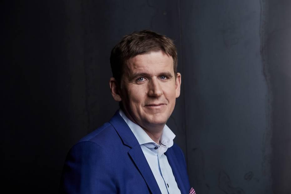Nicklas Lindberg, prezes Echo Investment