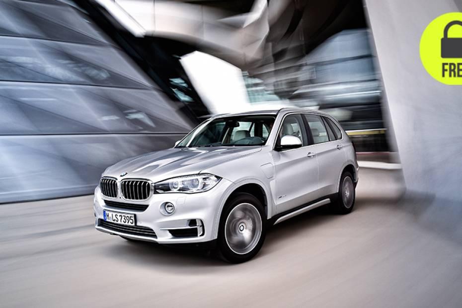 BMW/materiały prasowe