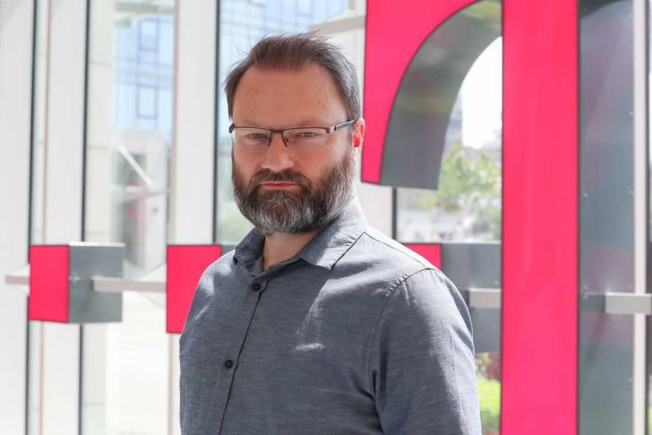 Paweł Dobrzański, dyrektor ds. bezpieczeństwa wT-
