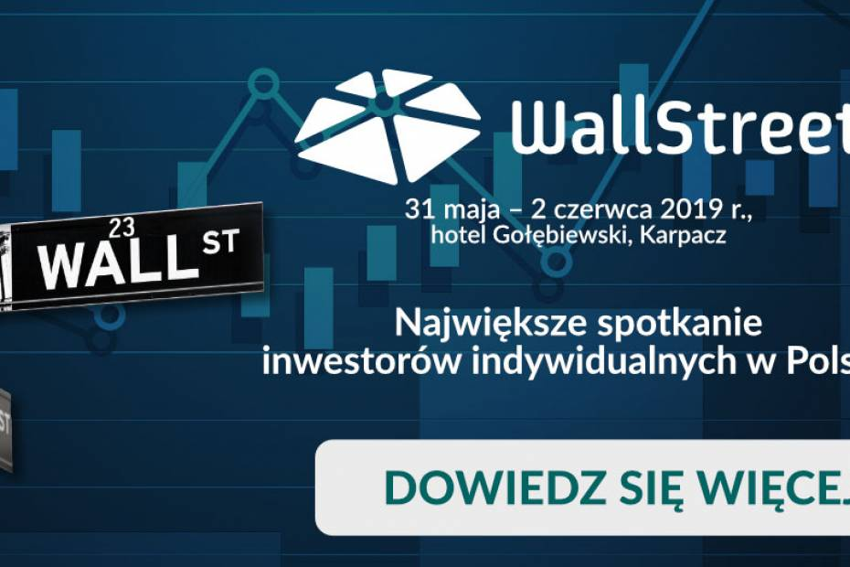 Konferencja WallStreet przyciąga tłumy