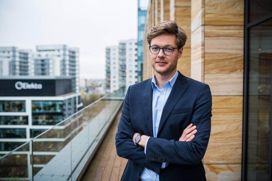 Michał Konowrocki, Uber Polska