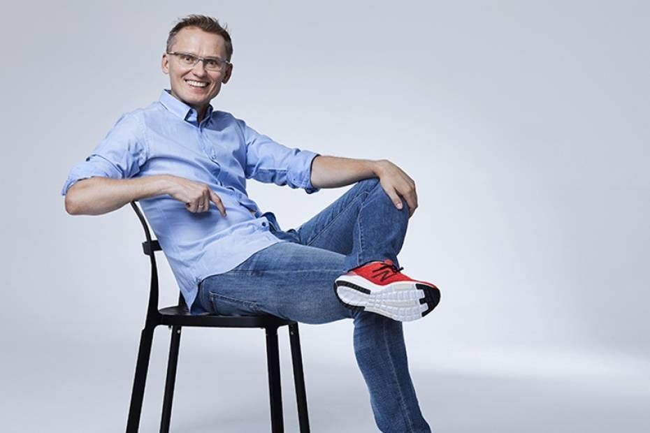 Stefan Batory, twórca Booksy / Michał Mutor