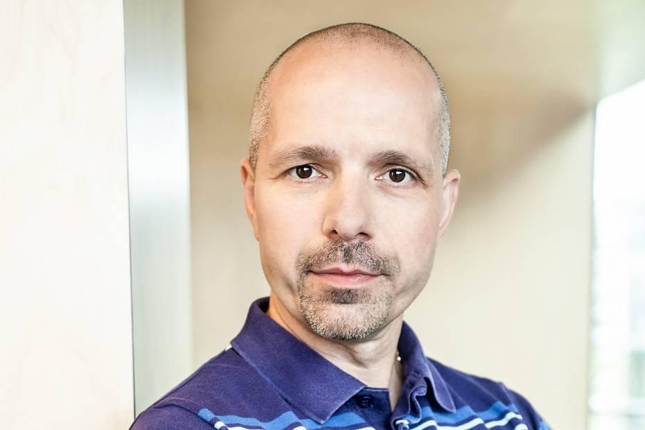 Krzysztof Szczygieł, założyciel i członek zarządu