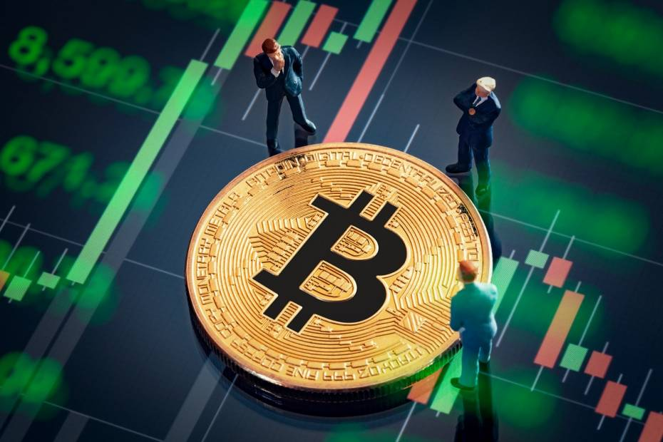 Bitcoin konkuruje raczej ze złotem, a nie dolarem